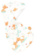 millemarille ST13 Burping Cloth Sweet Foxes