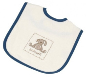 Be Be's Collection - bib - schnuffi - ecru/blue 30x40