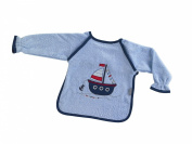 Naf-Naf Baby Bib with Sleeve