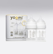 Yoomi 5 oz Feeding Bottle Slow Flow Teat