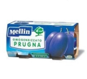 Mellin Baby Food Plum