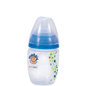 Mebby 160ml Gentlefeed Polypropylene Baby Feeding BPA Free Bottle