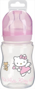 Trudeau Hello Kitty 240ml Feeding Bottle