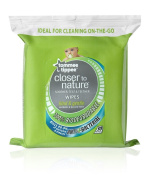 TOMMEE TIPPEE CTN SOOTHER TEAT AND TEETHER WIPES BIODEGRADABLE
