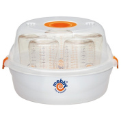 Mebby Microwave Baby Bottle Steam Steriliser