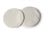 Elanee 210-04 - Stilleinlagen Classic 12 cm Baumwoll-Molton, 2 lagig