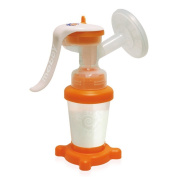 Mebby Manual Breast Pump Gentle Feed