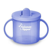 Tommee Tippee First Cup 4 months plus Blue [Baby Product]