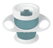 Brother Max Easy Hold Sippy Cup Teal