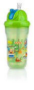 Nuby No Spill Insulated Flip It with Touch-Flo Valve