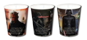 Star Wars CW-HHW-303 3D Beaker Set of 3
