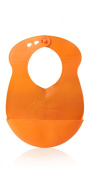 Tommee Tippee Explora Roll N Go Bib Orange