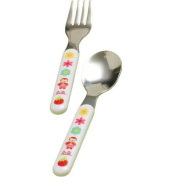 Babycalin ROU225101 Child's Cutlery Lili the Ladybird