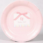 Baby Soft Moments Plates - Pink