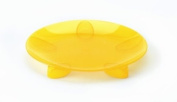 Steady Snack Plate Yellow