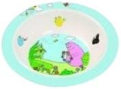 Barbapapa melamine bowl