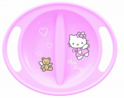 Trudeau Hello Kitty Feeding Plate
