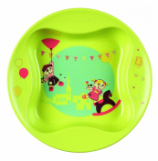 Bebeconfort 2012 Collection 31000195 Hollow Plate Melamine Prince and Fairy