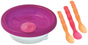 primamma 999551 Eating Learner Starter Set for Girls