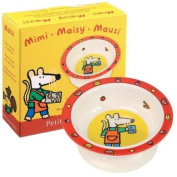 Maisy Mouse Bowl with suction pad