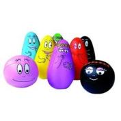Barbapapa Soft Bowling Set