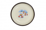 Angry Birds - Enamel plate -Free Bird- 18 cm (Muurla Design) [1200-180-07]