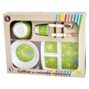 Plastorex 70 0945 51 Children's Tableware Set Melamine