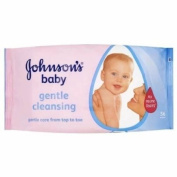 Johnsons Baby Skincare Wipes x 54