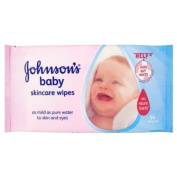 Johnson's Baby Skincare Wipes 64 Wipes 6 x 56s