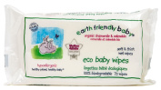 Earth Friendly Baby Eco Baby 864 Wipes - 12 x Pack of 72 Wipes