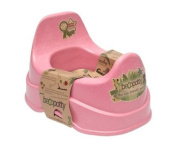 BeCoPotty - Eco friendly potty in Pink