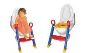 Baby Toddler Potty Training Toilet Ladder Seat Steps