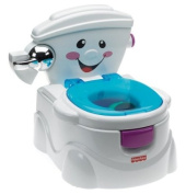 FISHER PRICE babygear first toilet from 9 months