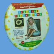 Beautiful Beginnings Padded Childrens Toilet Seat Duck Design