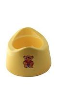 B-line Yellow Red Billie Bear Potty Yellow