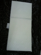 REPLACEMENT PRAM MATTRESS WITH QUILTED COVER FITS SILVER CROSS COACH BUILT BALMORAL PRAM