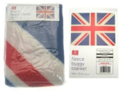 Buggy Blanket - Union Jack (Traditional)