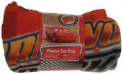 Cars Fleece Rug - WOC