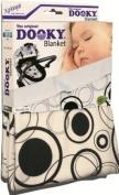Xplorys Dooky Black Circles Blanket