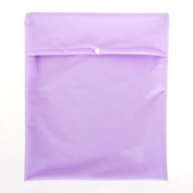 Waterproof Nappy Bag Lilac