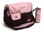 3pcs Baby Angel Diaper Nappy Changing Bags in PINK