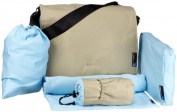 Richter Kinderschuhe Unisex - Adults 61.120.72_24 Nappy Bag brown EU