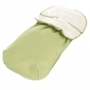 Obaby Footmuff (Lime)