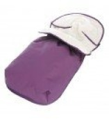 Obaby Footmuff (Purple)