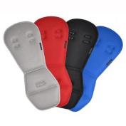Micralite Toro Padded Seat Liner, Black