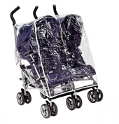 Inglesina Raincover for Twin Stroller Twin Swift
