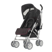 Obaby Aura Deluxe Silver Stroller