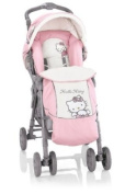 Hello Kitty Grillo 2 Stroller