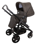 Bebecar Act Pushchair Black Chassis