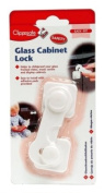 Clippasafe Glass Cabinet Lock